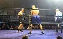 Gala de boxe du Ring bastiais : Nguivason trop fort pour Legato