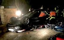 Sortie de route à Santa-Reparata di Balagna : Un blessé grave