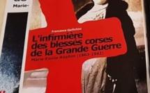 Littérature : Le bel hommage de Francesca Quilichini à « L'infirmière des blessés corses de la Grande Guerre »
