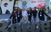 Tourisme d'affaires : La Corse expose son potentiel à l'IBTM World de Barcelone