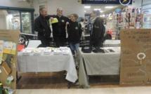 Porto-Vecchio : Une sensibilisation au tri des déchets au Géant Casino