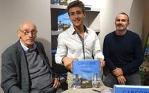 """""""Cap Corse, l'ile dans l'île : Tutti i paesi"""" dans un livre"""