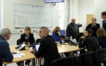 Le centre opérationnel activé également en Corse-du-Sud