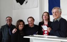 La médaille d'honneur de la ville de Marseille à Antoine Ciosi