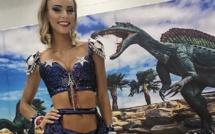 De la Corse à Miss Univers, Eva Colas présente son costume national