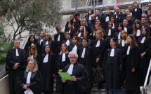 Bastia : Avocats et magistrats en colère