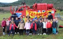 Les pompiers de Ponte-Leccia ont relevé le défi du Téléthon 2018 avec succès