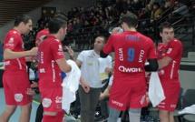 Coup d'arrêt pour le GFCA dominé par Montpellier (0-3)