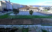 Place Campinchi et halle des marchés d'Ajaccio : La finalisation est en marche