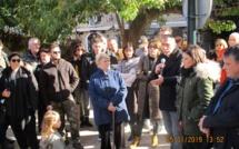"""Commerçants du centre-ville de Porto-Vecchio :  """"Des démarches juridiques entreprises et des pétitions  en ligne """""""