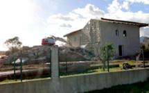 Lucciana : Démolition d'une construction illégale