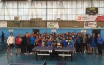 Tennis de Table : Deuxième tour du Critérium régional pour débuter l'année