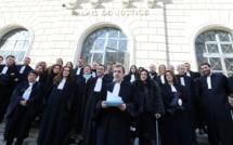 Non à la réforme de la justice :  Les Barreaux de Corse ne décolèrent pas !