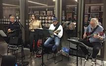 Jazz  : Le talent fou du tout jeune « Elodie Quartet »