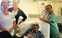 Urbalaconu : Ghjaseppu-Maria Arrighi, 100 ans au service d'hémodialyse de l'hôpital d'Ajaccio
