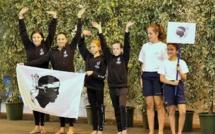 Acqua Synchro Bastia : Des lauriers nationaux à Angers !