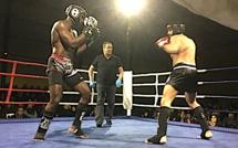 Kick Boxing : Pierre-Paul Santini beau vainqueur de l'hercule florentin Abdou Sowe !