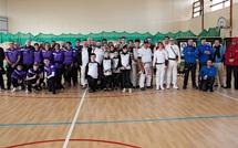 Plus de 40 archers au concours en salle du club de Tir à l'arc de Calvi