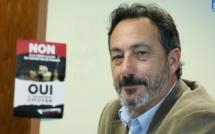 Hervé Natali (Seita) à Ajaccio : ''la fiscalité crée le trafic de tabac''