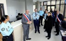 Ajaccio : La visite du directeur général de la Gendarmerie