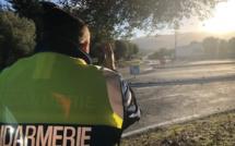Excès de vitesse sanctionnés à Borgo et Tallone