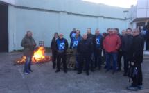 Borgo : Les gardiens du centre de détention manifestent leur mécontentement