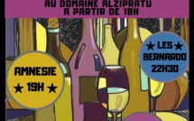 Soirée au profit de l'association Huntington Corse le 16 février au Domaine d'Alzipratu