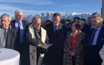 Gilles Simeoni a inauguré à Calvi le Centre de conservation et de restauration du Patrimoine mobilier de Corse