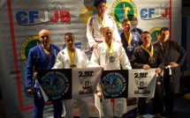 Les légionnaires de Tarra Maré brillent à l'Open de  jiu-jitsu à Toulon