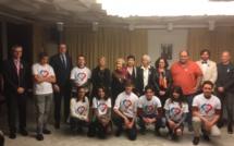 Bastia : Sportifs et jeunes du service civique récompensés en préfecture