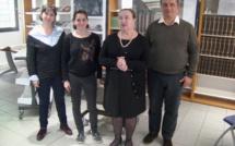 Bastia : La bibliothèque patrimoniale à l'heure de l'Egypte ancienne