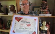 Un maître sculpteur corse récompensé par l'Académie Italienne des Arts