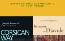 Santa Lucia di Porti Vechju : la littérature corse à l'honneur samedi 23 Février