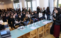 Ajaccio : La Rectrice a présenté le «nouveau Bac» aux 200 élèves de seconde du Fesch