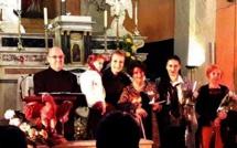 Chants sacrés et mélodies à Calvi pour la Ligue contre le cancer