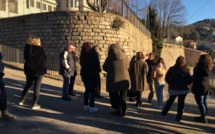 Collège de Vico : deuxième jour de mobilisation contre la fermeture d'une classe