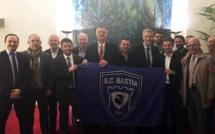 Le député Michel Castellani lance l'Amicale Parlementaire du Sporting Club de Bastia