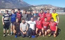 Rugby : Les cadets corses  préparent les Jeux des Îles