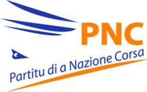 PNC : Sustegnu à u Partito dei Sardi