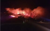 Calenzana : Plus de 600 hectares dévastés par les flammes