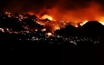 Nuit d'enfer et d'angoisse  à Calenzana