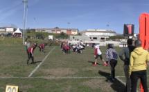 Football américain : les « Aigles rouges » niçois plus forts que les « Mohawks » bastiais