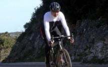 Cyclisme : Stevens Aubert remporte le contre-la-montre de Bonifacio