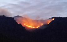 Feux de forêts en Corse : une situation maîtrisée dans l'ensemble mais la prudence reste de mise