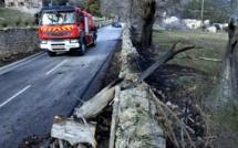 Incendies en Corse-du-Sud : Situation maîtrisée