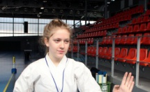 Porto-Vecchio : Lilas Stchetinine et Marie Guillot aux championnats de France de karaté