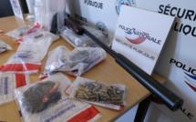 Trafic de drogue à Ajaccio : trois interpellations dans le quartier Sainte-Lucie