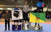 Le Centre Taekwondo Bastia encore à l'honneur à Paris !