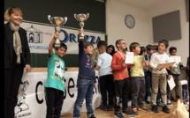 Echecs : 500 spectateurs ont ovationné les champions de Corse