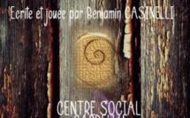 Conférence théâtralisée à Calvi avec Benjamin Casinelli